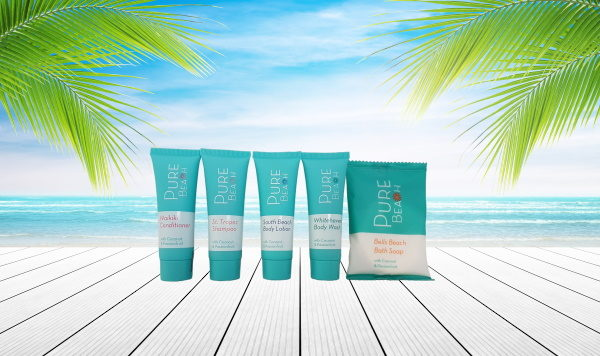 Pure Beach Toiletry Packs