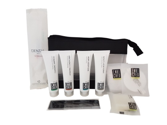 enriched toiletry pack