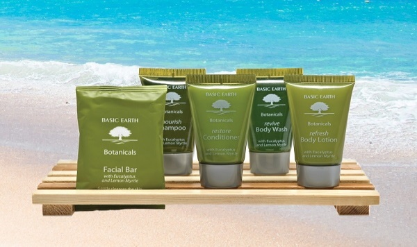 Basic Earth Guest Amenities