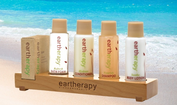 Eartherapy guest amenities