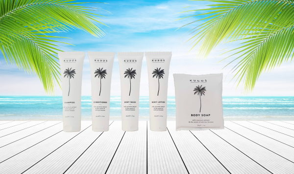 Kudos Coastal Toiletry Packs