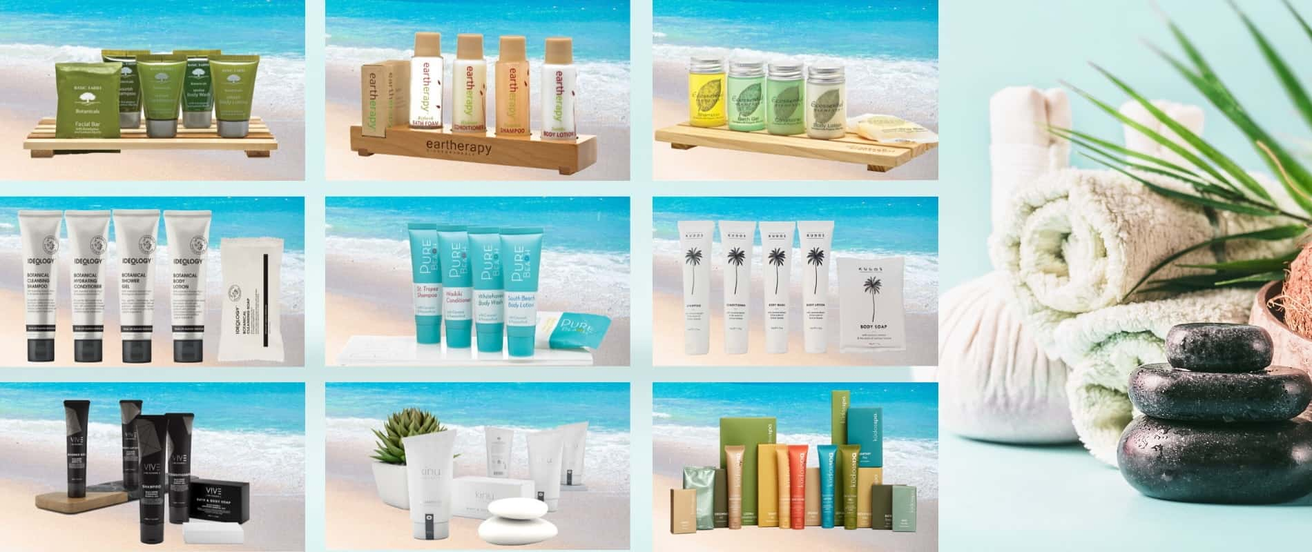 Guest Amenities Collections