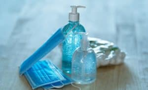 Hygiene products for hotels